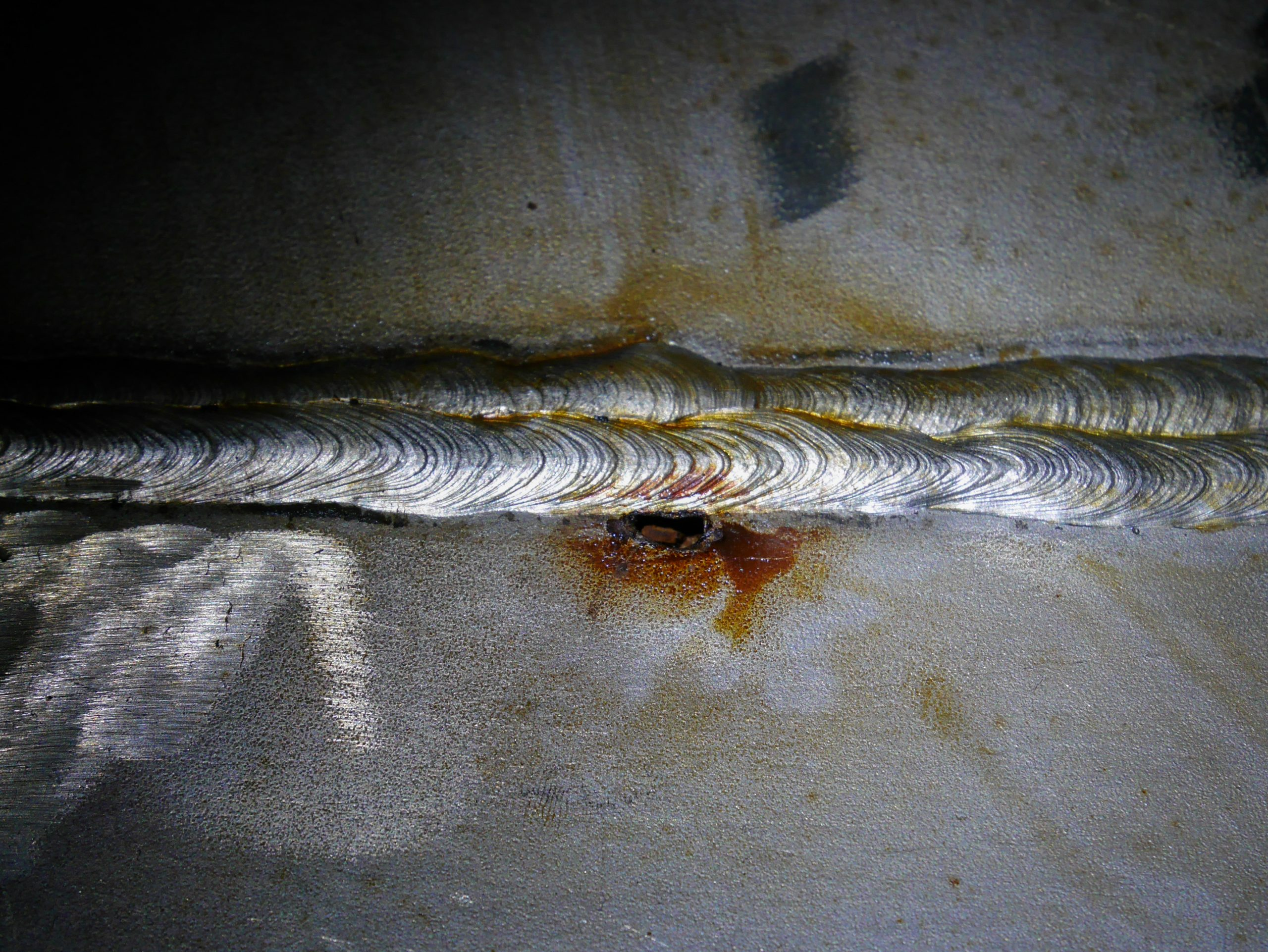 Corrosion,Of,Austenitic,Stainless,Steel,In,The,Form,Of,Isolated